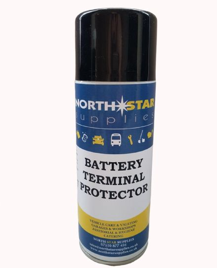 Battery Terminal Protector 400ml - North Star Supplies